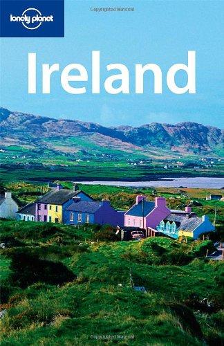 Portada del libro Ireland 8 (Lonely Planet Country Guides)