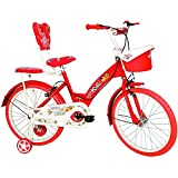 #10: AVON Kite 20 Cycles for Girls - Red/White