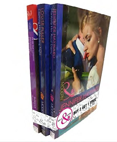 Mills & Boon Super Value Pack – 3 (Aug 2017)