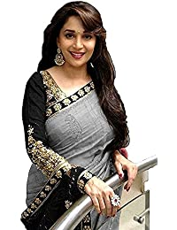 Arawins Women's Ethnic Clothing Bhagalpuri Silk Sarees For Women Party Wear Offer Latest Designer Wedding New...