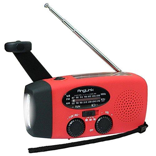 Solar Radio Portátil