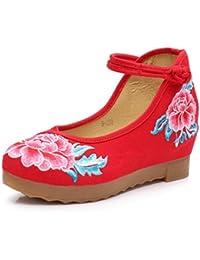 Scarpe Scarpe donna da Rosso it cinese Scarpe borse e Amazon xqPw4SYtw
