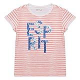 ESPRIT KIDS Mädchen T-Shirt RL1023502, Rosa (Peach 304), 152 (Herstellergröße: M)
