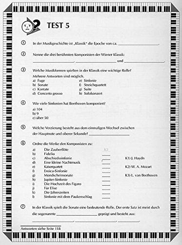 Klavierspielen -...