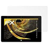 atFolix Schutzfolie für Wortmann Terra Pad 1060/1061 Displayschutzfolie - 2 x FX-Antireflex blendfreie Folie
