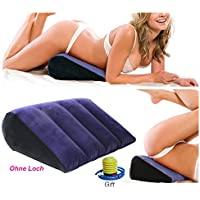 Cojin Sexo Inflar Aire Almohada- Almohada de SexualJuguetes Eroticos Sexo Juguetes - para los Parejas cojin sexual