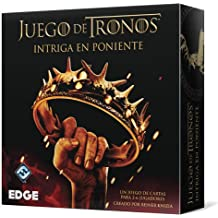 Juego de Tronos - Intriga en Poniente (Edge Entertainment FFHBO08)