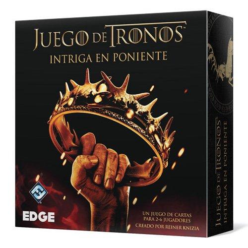 Juego de Tronos Game of Thrones–Intrigen in Poniente (Edge Entertainment ffhbo08)