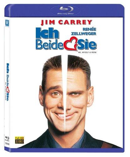 Ich, beide & Sie [Blu-ray] (Jim Carrey-filme Blue Ray)