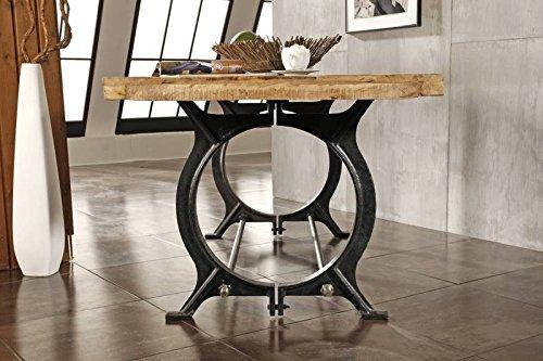 Tavolo Da Pranzo Industriale : Mobili in legno massello stile industriale tavolo da pranzo