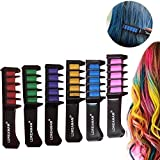 Long Dream Mini Hair Color Comb