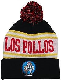 Breaking Bad Los Pollos Hermanos Knit Pom Bonnet
