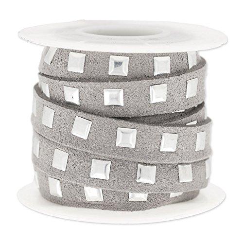 cordon-plano-imitacion-gamuza-cloute-10-mm-gris-argente-x3m