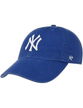 Gorra curva negra para niño de New York Yankees MLB de 47 Brand