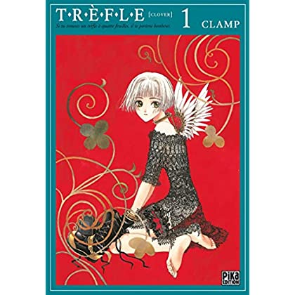 Trèfle / Clover Double, Tome 1 :