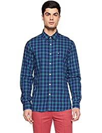 Arrow Sports Men's Checkered Slim Fit Casual Shirts at FLat 70% OFF low price image 14