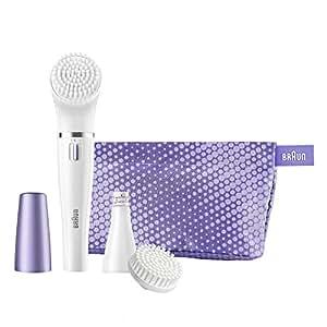Braun Face 832e Épilateur & brosse de nettoyage pour le visage