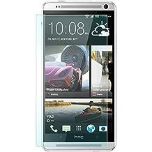 Zooky® Premium Protector de pantalla de cristal templado para HTC T6 / HTC One Max