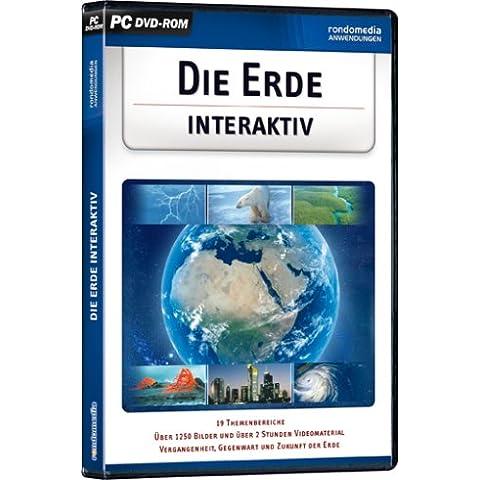 Die Erde interaktiv [Importación alemana]