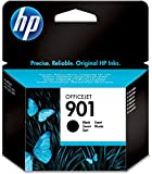 HP 901 CC653AE, Cartuccia Originale per Stampanti HP a Getto di Inchiostro, Compatibile con Stampanti HP Officejet All-in-One 4500, J4580 e J4680, Nero