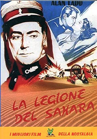 La legione del Sahara [Import anglais]