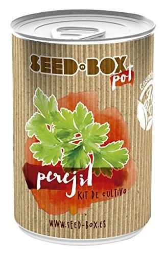 SeedBox SBLPE-Lata de Cultivo