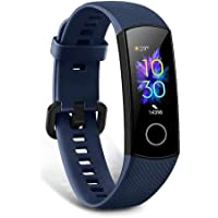 honor band 5 activity tracker, uomo donna smartwatch orologio fitness cardiofrequenzimetro da polso