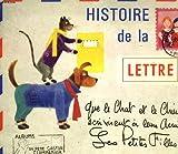 histoire de la lettre que le chat et le chien ecrivent a leurs amies les petites filles les albums du pere castor