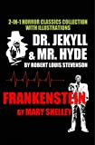 2-In-1 Horror Classics Collection With Illustrations Dr. Jekyll & Mr. Hyde + Frankenstein (Essential Classic Reads) (Eng