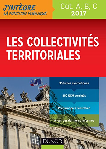 Les collectivits territoriales - Cat. A, B, C - 2017