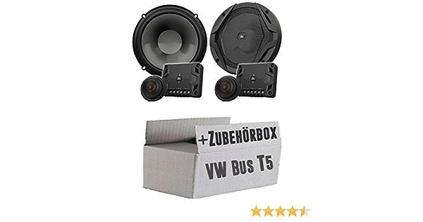 Jbl Gx600c 2 Wege 16cm Lautsprecher System Einbauset Für Vw Bus T5 Front Just Sound Best Choice For Caraudio Navigation