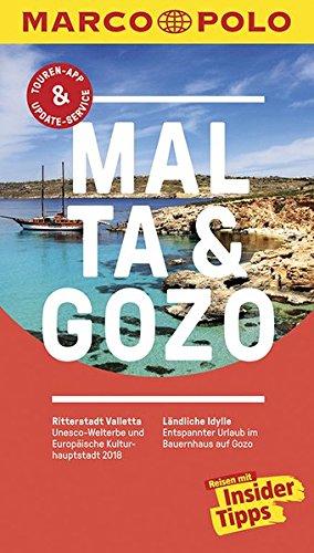 Preisvergleich Produktbild MARCO POLO Reiseführer Malta: Reisen mit Insider-Tipps. Inkl. kostenloser Touren-App und Event&News