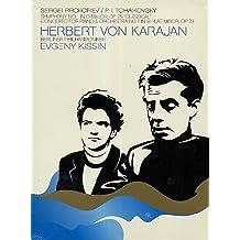 Karajan, Herbert Von - Prokofiev : Symphonie No. 1 - Tchaikovsky : Concerto pour piano et orchestre No. 1