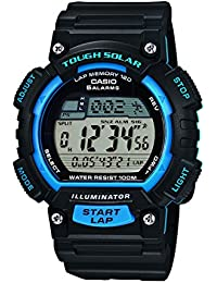 Casio Collection Unisex-Uhr Digital mit Resinarmband – STL-S100H-2AVEF