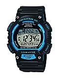 Casio Unisex Digital mit Resin Armbanduhr STLS100H2AVEF