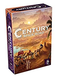 Introducing Century, a series of exciting and wonderfully addictive stand-alone, mixable games. Each title is set in different centuries, from the 15th to the 17th, and depicts the major trading systems and routes of these eras. While quick and easy ...