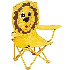 bocamp camping kinderstuhl faltbar l we metallgestell. Black Bedroom Furniture Sets. Home Design Ideas