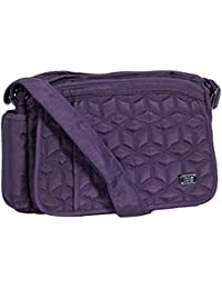 Lug Wings Cross Body Bag, Brushed Concord Cross Body Bag