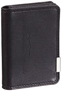 Bodenschatz Kings Nappa 8-783 KN 01, Unisex - Erwachsene Portemonnaies, Schwarz (black), 7x10x2 cm (B x H x T)