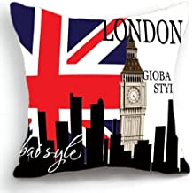 Housse de coussin motif Londres ™