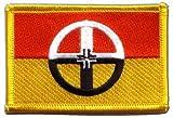 Flaggen Aufnäher Indianer Healing Fahne Patch + gratis