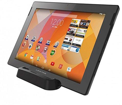 MEDION LIFETAB S10345 10,1 Zoll (25,7 cm) Full HD Tablet-PC (Intel Atom Z3735F, 1,33GHz, 2GB RAM Arbeitsspeicher, 32GB interner Speicher, Speichererweiterung bis zu 128 GB , 5MP Rückkamera, 2MP Frontkamera, Android 5.0, Touchscreen, Metallgehäuse) titan