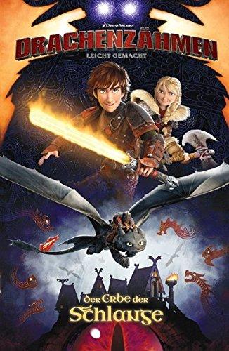 Drachenzähmen leicht gemacht - Kids-Comic: Bd. 1: Der Erbe der Schlange (A Dragon How To Train Videospiel)
