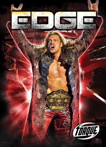 Edge (Pro Wrestling Champions) (English Edition) por Adam Stone