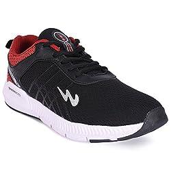 Campus Sky Run Black Running Shoes