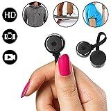 Hidden Camera, Spy Mini Cameras, HD 720P Kleinste Nanny Cam Portable Video Recorder mit Motion Detective Perfect Outdoor Covert Pocket Camcorder für die Home Surveillance