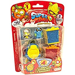 Superzings Rivals of Kaboom Blíster Hideout, Color Surtidos (Magic Box INT Toys SZ1P0600)