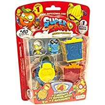 Superzings Rivals of Kaboom Blíster Hideout Color Surtidos Magic Box INT Toys SZ1P0600