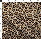 Leopard, Gepard, Tiger, Tierhaut, Stoff, Tapete Stoffe -