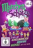 Märchen Schätze Vol. 2 [5 DVDs]